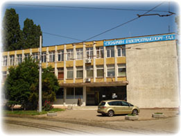 Central Headquarters of the Sofia Public Electrical Transport Company JSC